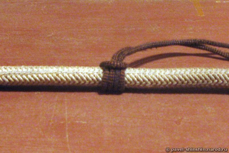 Схватывающий узел с одной стороны