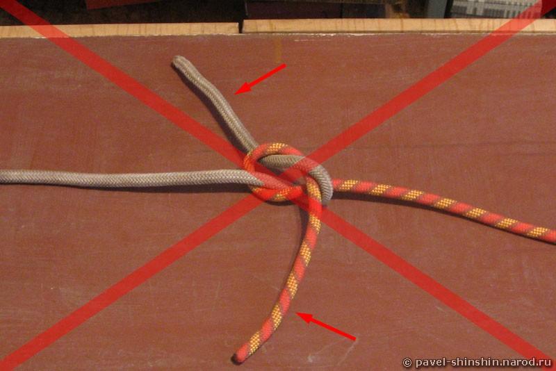 Бабский узел