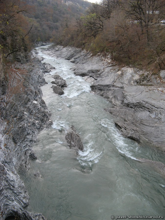 река Белая
