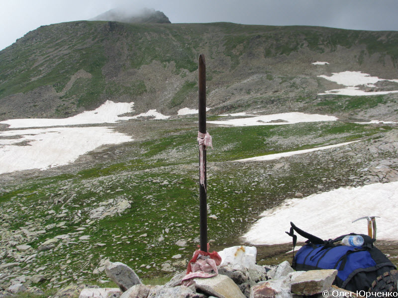 Лом на перевале Айюлю