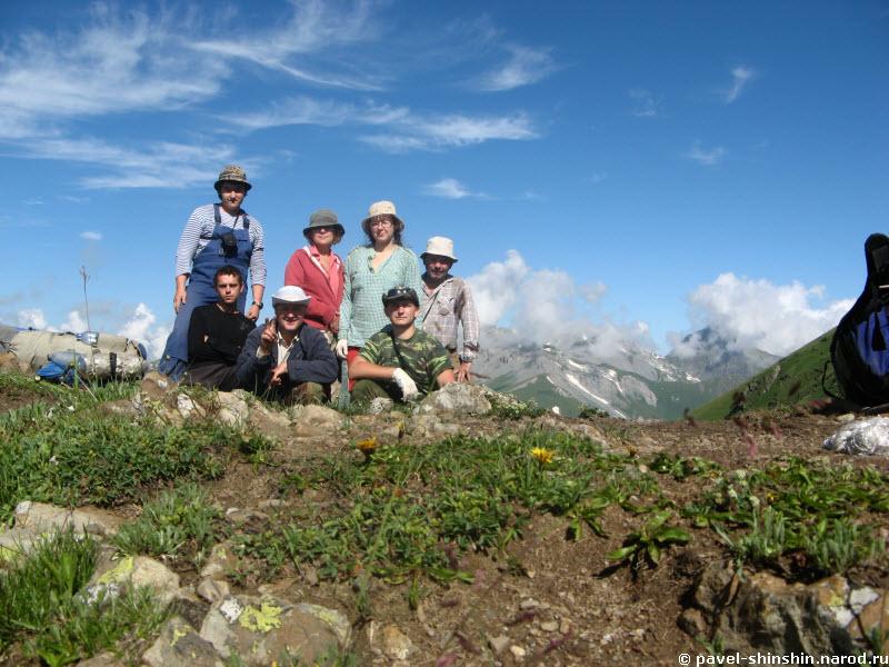 Мы на перевале Ацгара