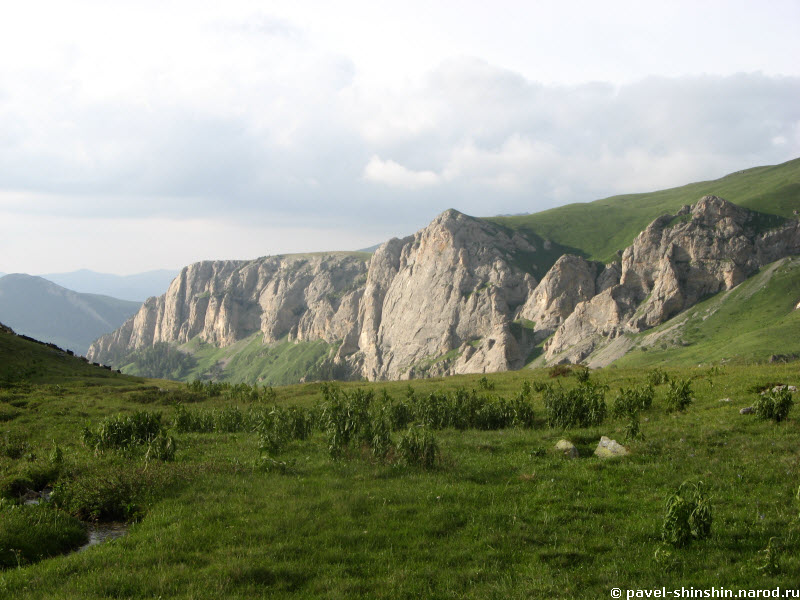 Необычные скалы