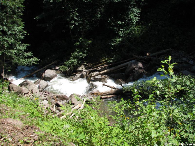 Река Рожкао