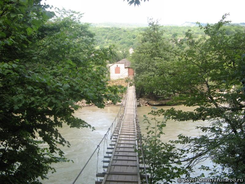 Индивидуальный мост