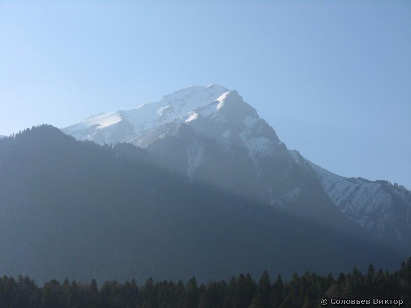 Окрестная гора