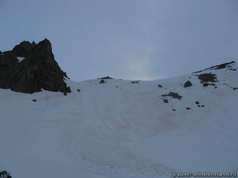 Перевал Иркиз