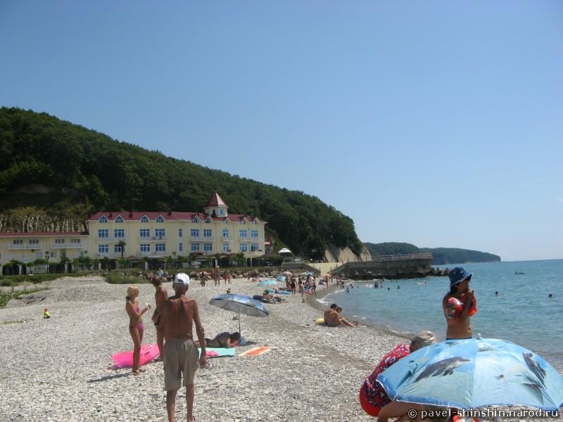 Пляж под Агоем